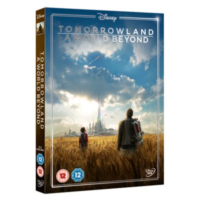 Tomorrowland A World Beyond DVD