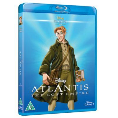 Atlantis Blu-ray