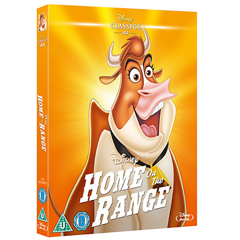 Home on the Range Blu-ray