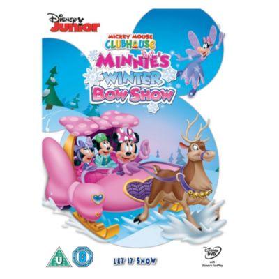 Minnie's Winter Bow Show DVD