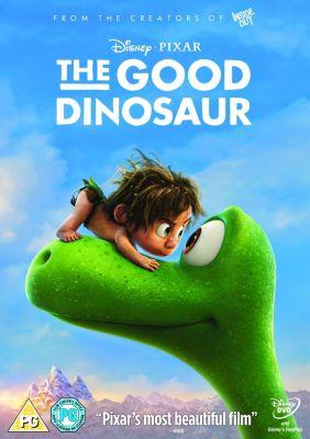 The Good Dinosaur DVD
