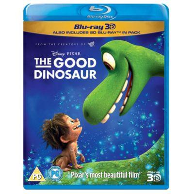 The Good Dinosaur 2D 3D Blu-Ray