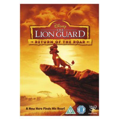 The Lion Guard - Return of the Roar DVD