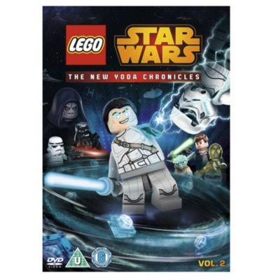 Star Wars Lego: The New Yoda Chronicles Volume 2 DVD
