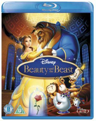 Beauty & the Beast Blu-ray