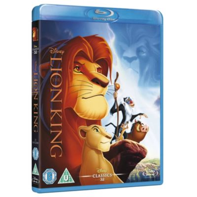 The Lion King Blu-ray