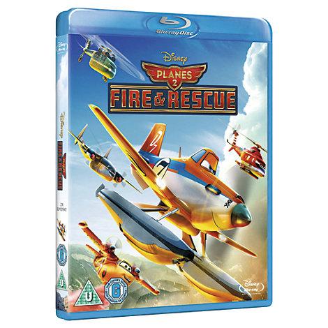 Planes 2 Fire & Rescue Blu-ray