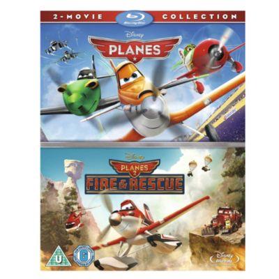 Planes & Planes 2 Blu-ray Boxset