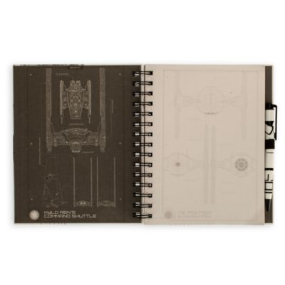 Star Wars: The Force Awakens Stormtrooper A5 Notebook