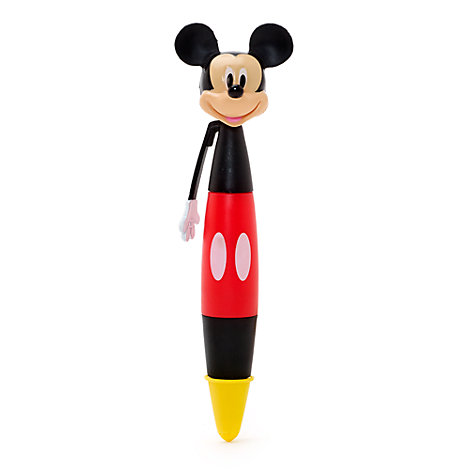 Mickey Mouse 2-In-1 Pen And Highlighter