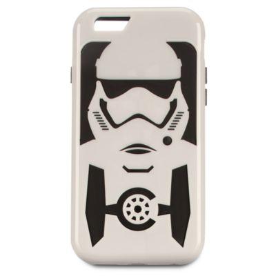 Star Wars - First Order Sturmtruppler Handygehäuse zum Anklemmen