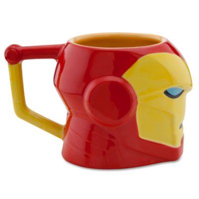 Mug en relief Iron Man de Marvel