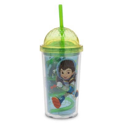 Miles From Tomorrow Tumbler With Straw