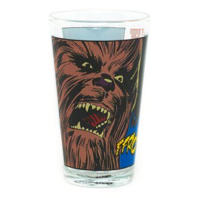 Star Wars Glass Tumbler, Chewbacca