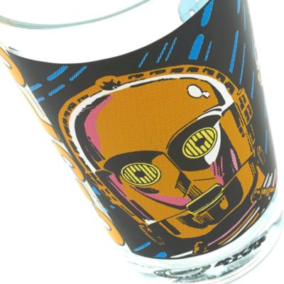 Star Wars Glass Tumbler, C-3PO