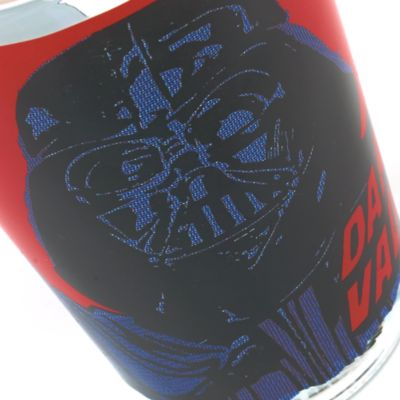 Star Wars Glass Tumbler, Darth Vader