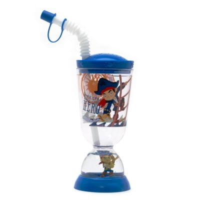 Jake and the Never Land Pirates Base Dome Tumbler