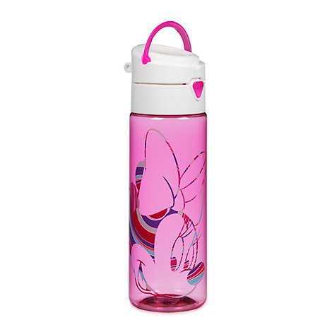 Minnie Mouse Shapes Water Bottle