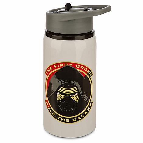 Star Wars: The Force Awakens Kylo Ren Stainless Steel Water Bottle
