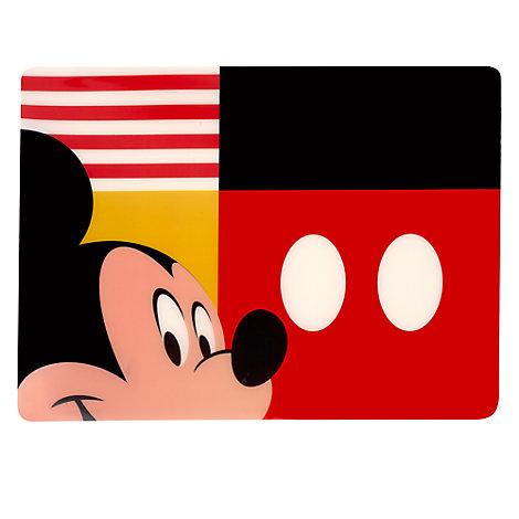Set de table « cache-cache » Mickey Mouse