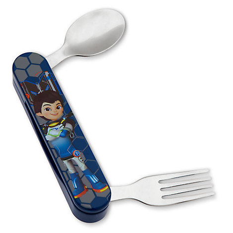 Miles From Tomorrow Combined Fork And Spoon