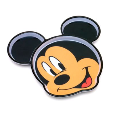Mickey Mouse Melamine Plate