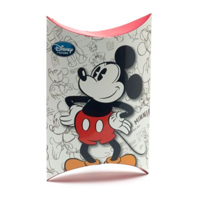 Mickey And Minnie Gift Box, Small Pillow Shape