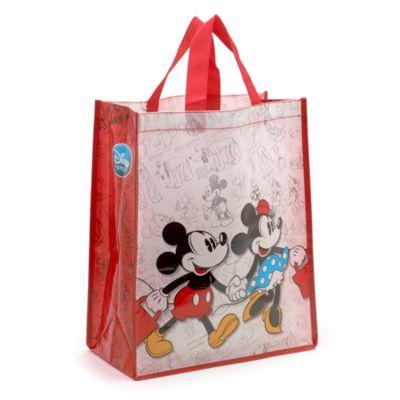 Mickey And Minnie Shopper, Standard Size