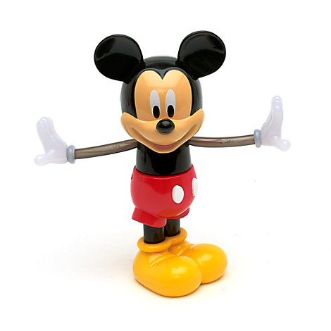 Mickey Mouse Light-Up Spinner