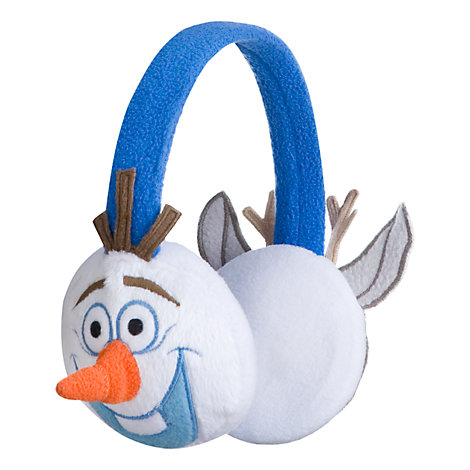 Olaf and Sven Frozen Ear Muffs