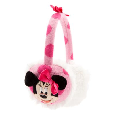 Minnie Mouse Ear Muffs for Kids