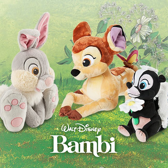 Celebrate 75 years of Bambi
