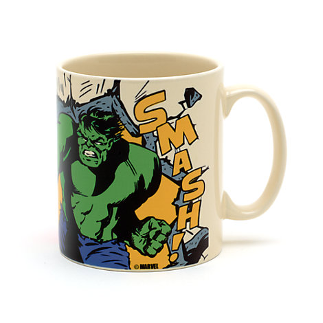 Taza personalizada Hulk