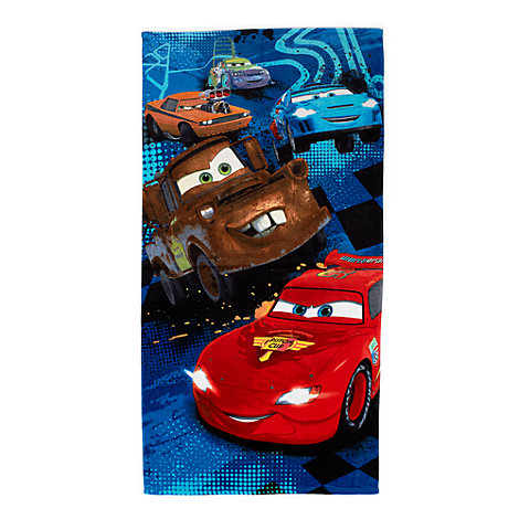 Disney Pixar Cars Beach Towel