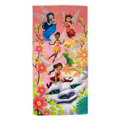 Fairies Beach Towel