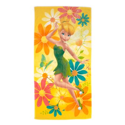 Tinker Bell Beach Towel