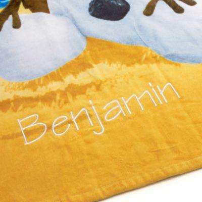 Olaf Beach Towel