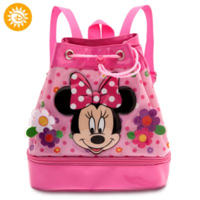 Minnie Mouse Beach Backpack For Kids