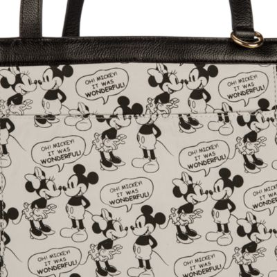 Minnie Mouse Tote Bag, Disney Style Collection