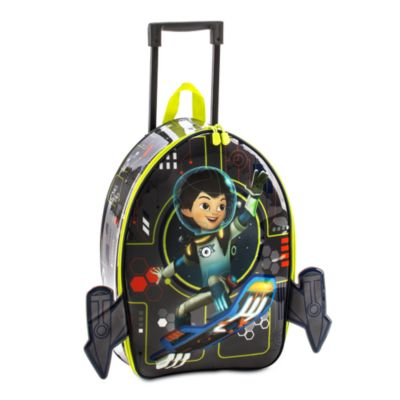Miles From Tomorrow Light-Up Trolley Case