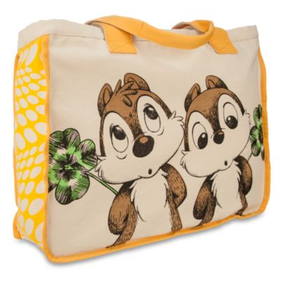 Chip 'n' Dale Canvas Tote