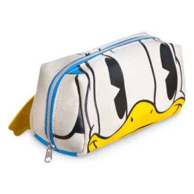 Donald Duck Face and Feet Cosmetic Bag