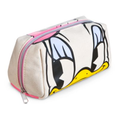 Daisy Duck Face and Feet Cosmetic Bag
