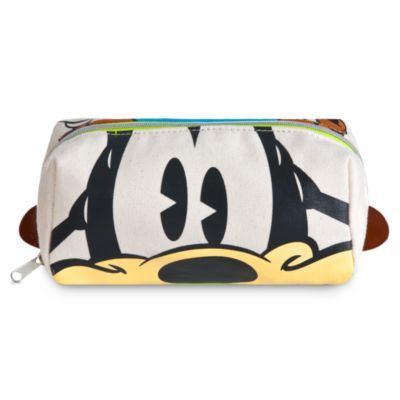Goofy Face and Feet Cosmetic Bag
