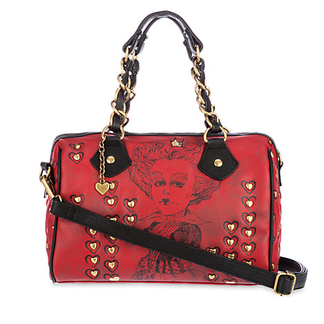Queen Of Hearts Purse, Alice Through The Looking Glass