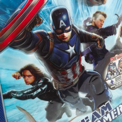 Sac à dos réversible Captain America et Iron Man de Captain America : Civil War