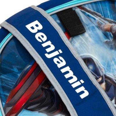 Zaino reversibile Capitan America e Iron Man, Captain America: Civil War