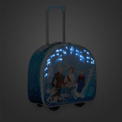 Frozen Light-Up Trolley Case
