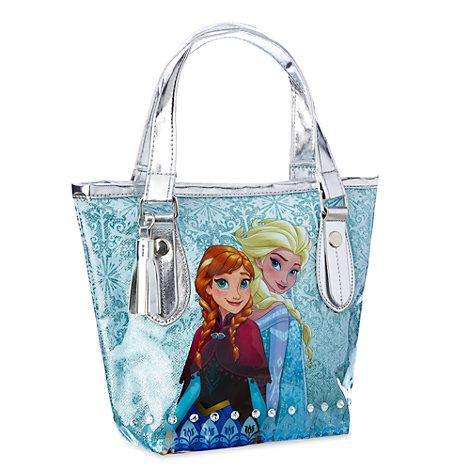 Die Eiskönigin -  völlig unverfroren  - Modische Henkelhandtasche klein