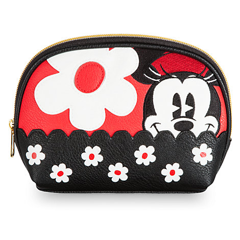 Minnie Mouse Cosmetic Bag